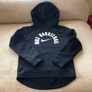 Nike Dri Fit Black Basketball Sweatshirt